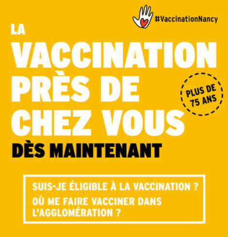 Vaccination Grand Nancy