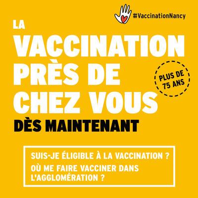Vaccination Grand Nancy